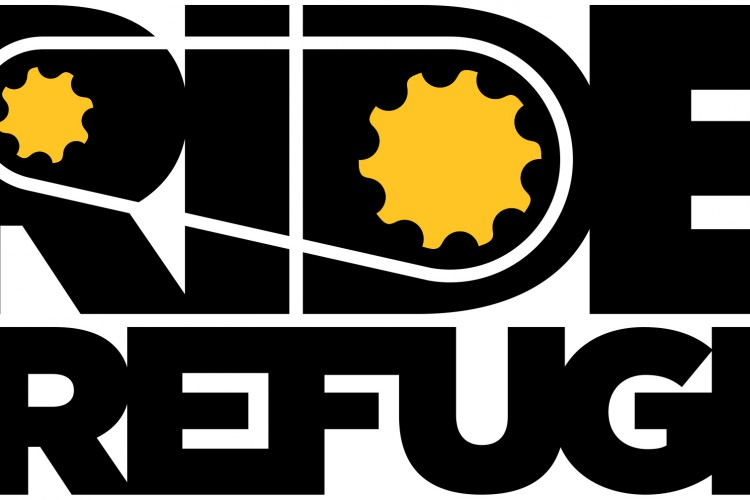 Ride for Refuge logo