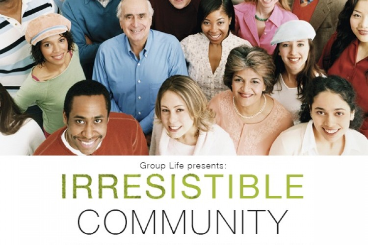 Irresistible Community leadership simulcast Feb 27