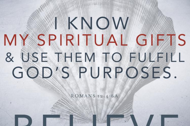 Believe Week 17 - Spiritual Gifts meme