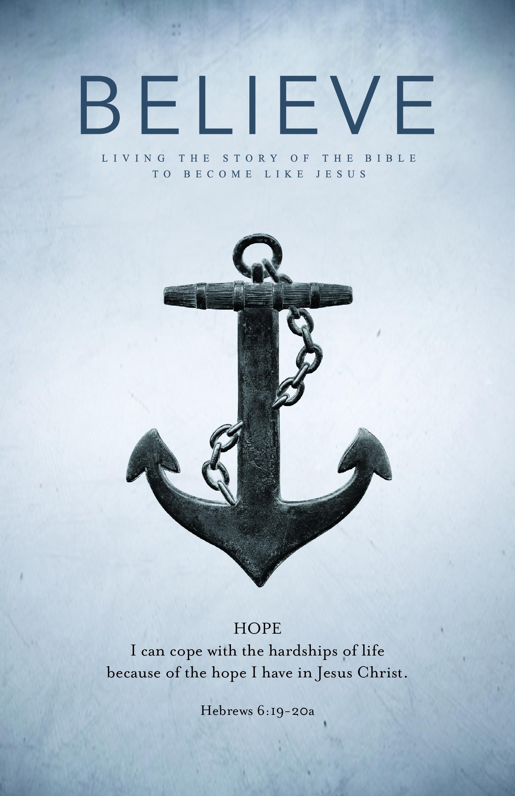believe week 25  hope